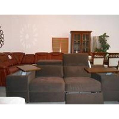 Belluno sofa z rozkładanymi elektrycznie podnóżkami