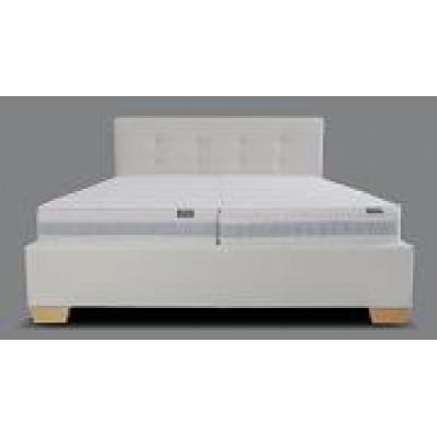 Łóżka tapicerowane z pojemnikiem Materasso