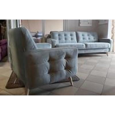 Nappa Sofa 3F + Fotel Wyprzedaż 2 590 zl
