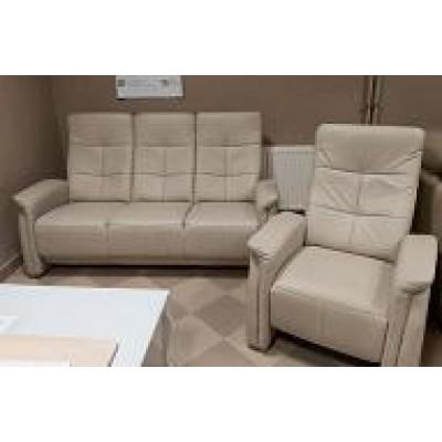 Tivoli sofa 3F + Fotel 1TV Wyprzedaż 2 990 zł